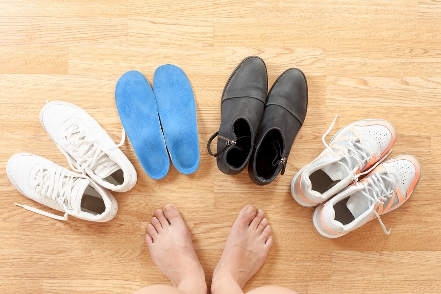 Choosing The Best Orthopedic Shoes To Reduce Foot Pain