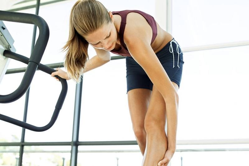 Seven Exercises For Sore Calf Muscles
