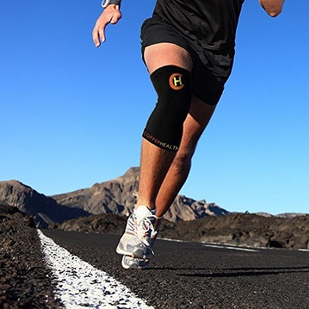 Wearing Knee Sleeve While Running